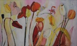 Tulipany w bielach